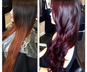 awesome, hair goal, and before after image