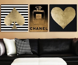 chanel and home image