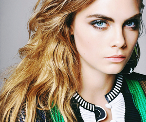 cara delevingne, model, and beauty image