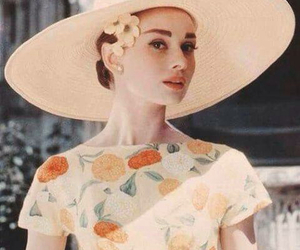 audrey hepburn, vintage, and beauty image