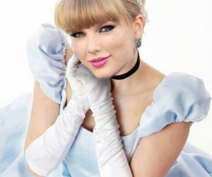 cinderella, Taylor Swift, and disney image