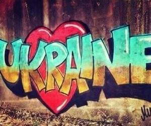 <3, graffiti, and heart image