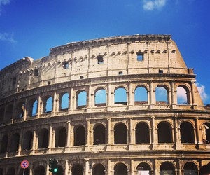 colosseo, history, and rome image
