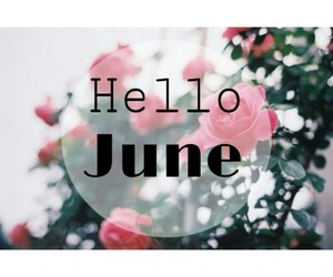 hello and june image