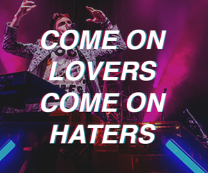 different colors, grunge, and haters image