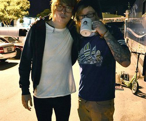 caleb turman, forever the sickest kids, and ftsk image