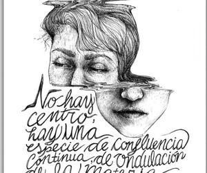 cortazar, ilustracion, and julio cortazar image