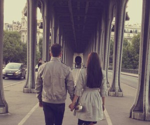 beautiful, france, and couples image