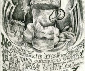 ilustracion, julio cortazar, and literatura image