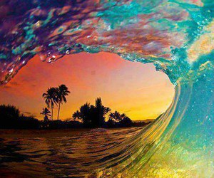 beautyfull, water, and colorfull image