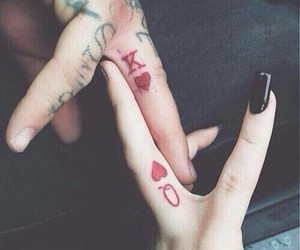 tattoo and love image