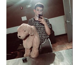 hayes grier and bae image