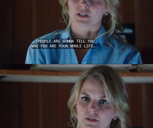 emma, once upon a time, and quote image