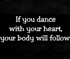 body, heart, and dance image