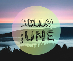 fun, summer, and hello june image