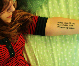 tattoo, hope, and quote image