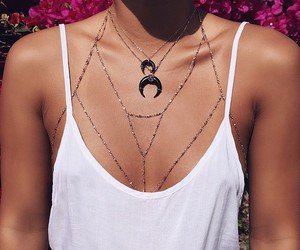 style and necklace image