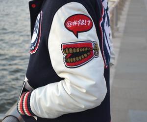 dope, fresh, and jacket image