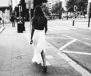 style, black, and street image