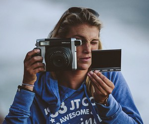 girl, hipster, and photography image