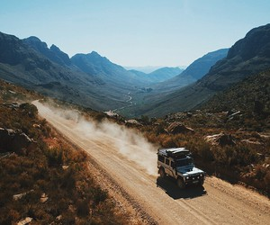 adventure, africa, and Road Trip image