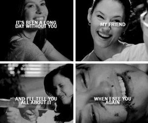 grey's anatomy and lexie grey image
