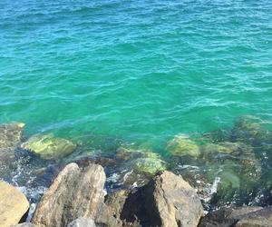 aqua, beach, and beautiful image