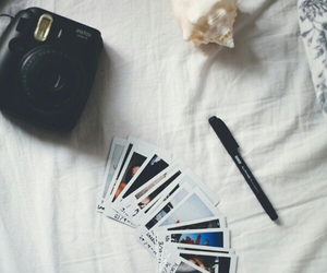polaroid, grunge, and hipster image