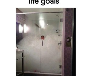 funny, goals, and life image