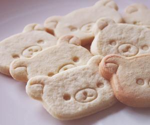 food, cute, and rilakkuma image