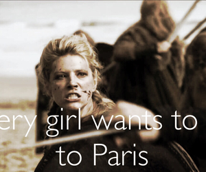 funny, girlpower, and paris image
