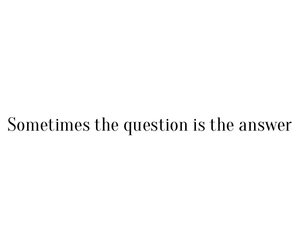 answers, deep, and happiness image