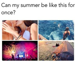 goals, tumblr, and summer image