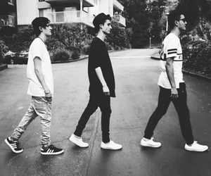 boy, chris collins, and crawford collins image