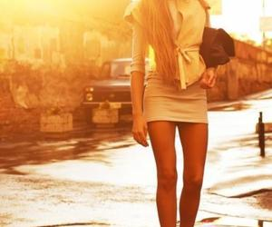 blond, fashion, and Hot image