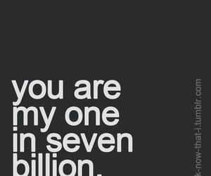 love, quote, and billion image