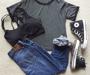 converse and fashion image