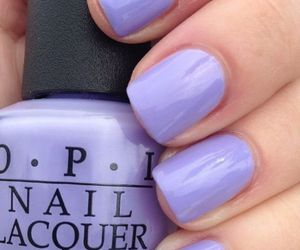 manicure, nails, and opi image