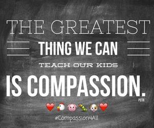 animals, children, and compassion image