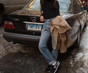 boyfriend jeans, indie, and photography image