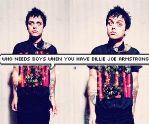 billie joe armstrong, boys, and green day image