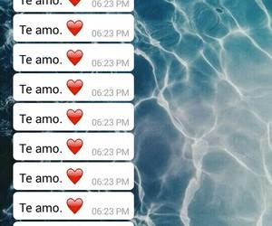 amor, conversacion, and chat image