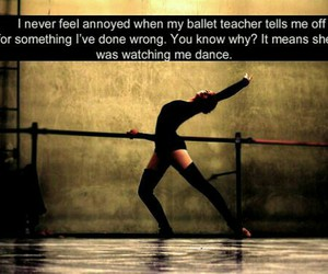 ballet, dance, and learning image