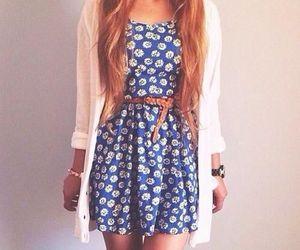 vestido, ♥, and blancas image