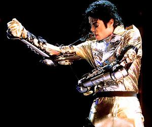 michael jackson, king of pop, and history tour image