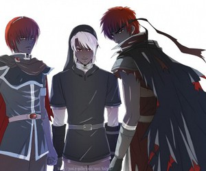 ike, link, and marth image