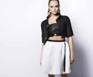 fashion, cara delevingne, and model image
