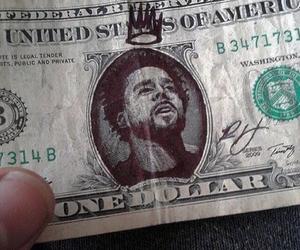 money, jcole, and j cole image