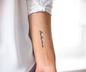 balance and tattoo image