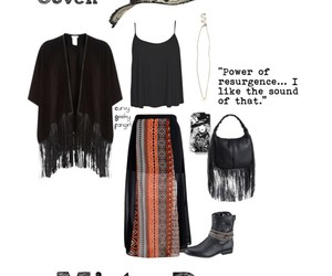 coven, fangirl fashion, and plus size image